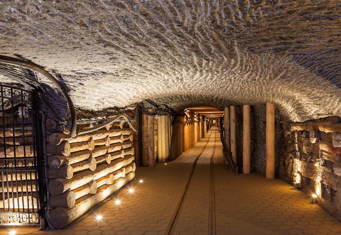 Salt Mines Cracow